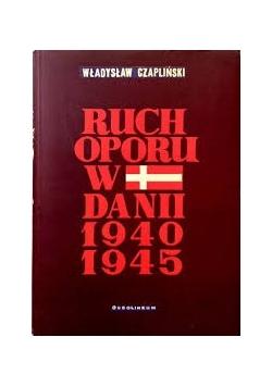 Ruch oporu w Danii 1940- 1945