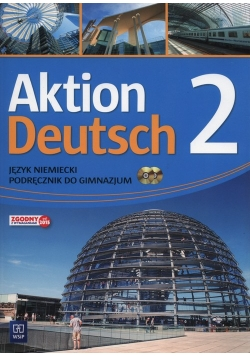 Aktion Deutsch 2 Podręcznik + CD