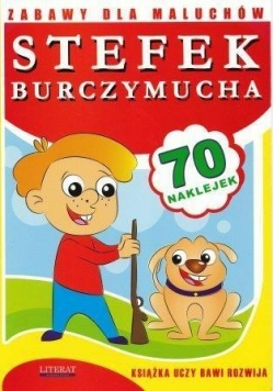 Zabawy dla maluchów - Stefek Burczymucha