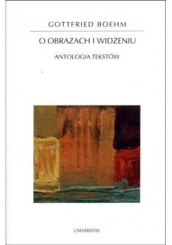 O obrazach i widzeniu. Antologia tekstów + DVD, NOWA