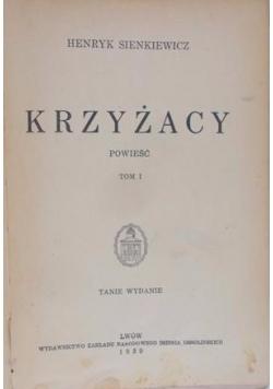 Krzyżacy, tom I, 1939 r.
