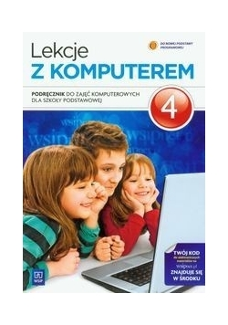 Lekcje z komputerem 4, podręcznik
