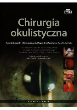 Chirurgia okulistyczna w.2016
