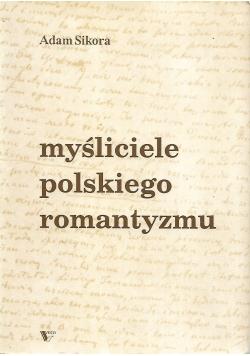 Myśliciele polskiego romantymu