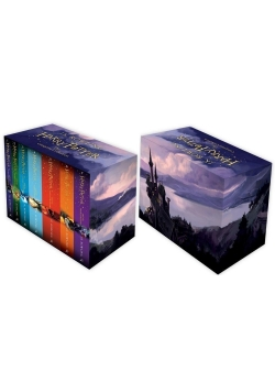 Harry Potter 1-7 BR Pakiet (Duddle) w.2016