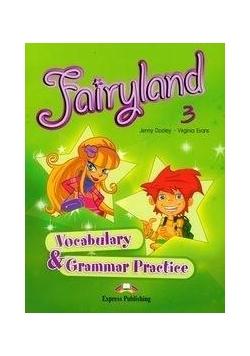 Fairyland 3 Vocabulary Grammar Practice