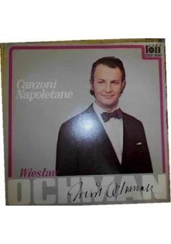 Canzoni Napoletane, płyta winylowa