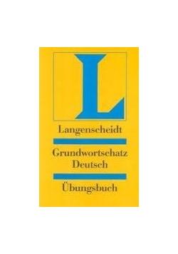Grundwortschatz Deutsch Ubungsbuch