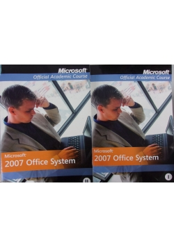 Microsoft 2007 Office System,Tom I,II