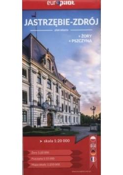 Plan miasta Jastrzębie-Zdrój... 1:20000