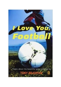 I Love You Football