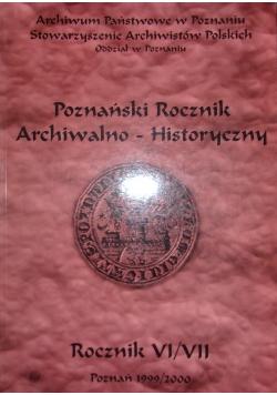 Poznański Rocznik Archiwalno-Historyczny