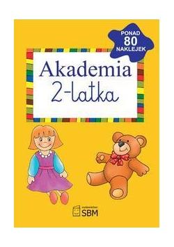 Akademia 2-latka SBM wyd. 2012