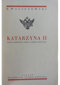 Katarzyna II, 1929 r.