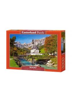 Puzzle 3000 Ramsau - Germany CASTOR