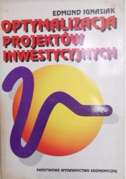 Optymalizacja projektów inwestycyjnych