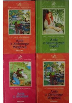 Perły Literatury Młodzieżowej, 4 tomy