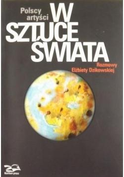 Polscy artyści w sztuce świata