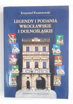 Legendy i podania Wrocławskie i Dolnośląskie