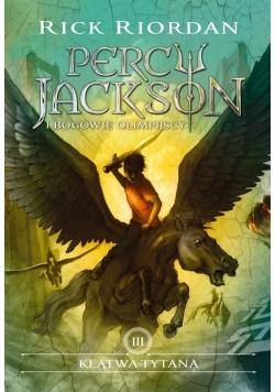 Percy Jackson i bogowie olimpijscy: Klątwa tytana III
