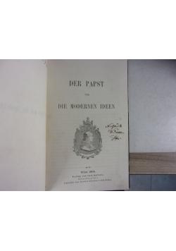 Der Papst und die modernen Ideen,1864r