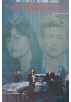 The complete second season The Mentalist , DVD