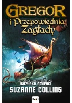 Gregor i Przepowiednia Zagłady T. 2 BR