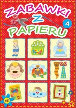 Zabawki z papieru 4