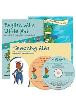 English with Little Ant. Podręcznik + pakiet