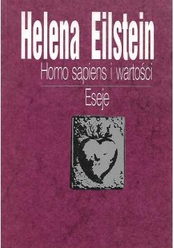 Homo sapiens i wartości. Eseje