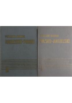Podręczny słownik - Zestaw 2 książek