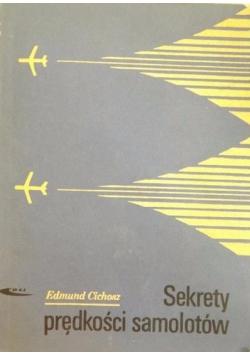 Sekrety prędkości samolotów