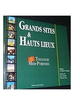 Grands sites&Hauts lieux