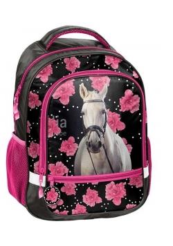 Plecak szkolny Horse 18-260HR PASO