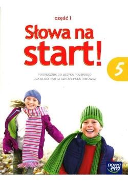 J.Polski SP  5/1 Słowa na Start Podr. NE