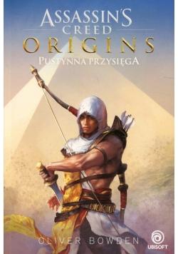 Assassins Creed Origins Pustynna przysięga