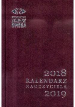 Kalendarz nauczyciela 2018/2019 OMEGA