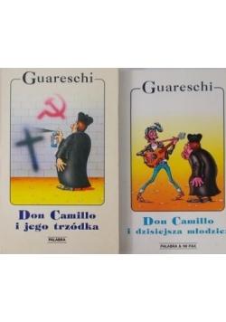 Don Camillo, zestaw 2 książek