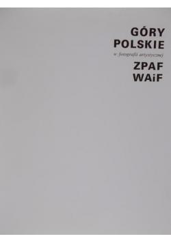 Góry polskie w fotografii artystycznej