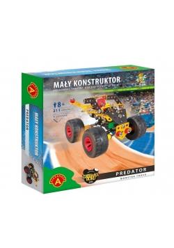 Mały konstruktor Monster Truck - Predator ALEX