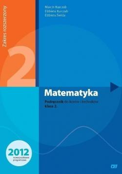 Matematyka LO 2 podr. ZR NPP w.2013 OE