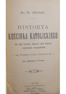 Historya Kościoła Katolickiego , 1900 r.