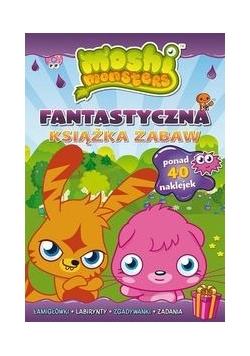 Moshi Monster Fantastyczna książka zabaw