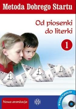 Metoda Dobrego Startu. Od piosenki do ...CD cz.1