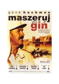 Maszeruj albo giń, DVD
