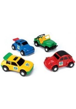 Color Cars, różne rodzaje