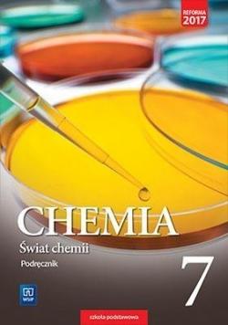 Chemia SP 7 Świat chemii Podr. WSiP