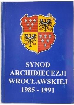 Synod Archidiecezji Wrocławskiej 1985-1991