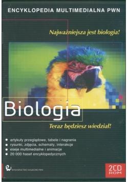 Multimedialna encyklopedia PWN Biologia