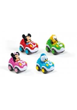 Disney Baby Samochodziki różne rodzaje